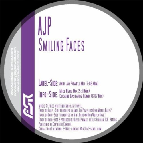 AJP - Smiling Faces
