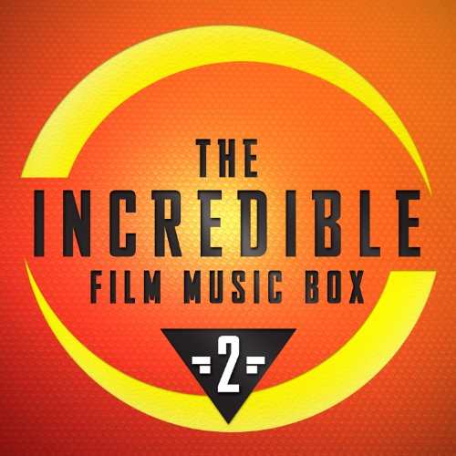 The Incredible Film Music Box 2