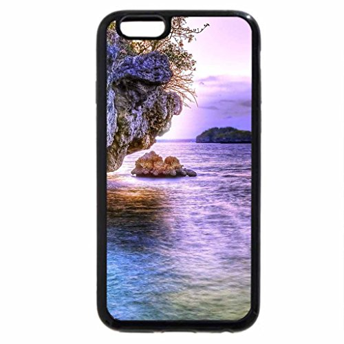 iPhone 6S / iPhone 6 Case (Black) rocky falls