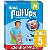 Huggies taille M couches Pull-Ups Boy économie 26par pack–