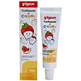 Babies Kids Best Deals - Pigeon Children Toothpaste (Strawberry) 45g