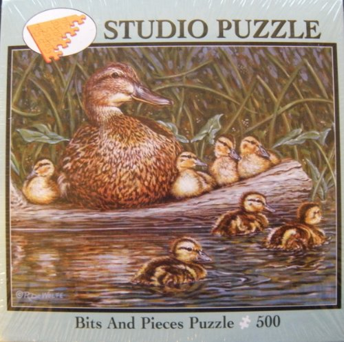 Studio Puzzle ~ On The Water - 500 Piece Puzzle