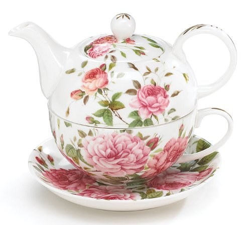 porcelain-rose-tetera-and-teacup-set