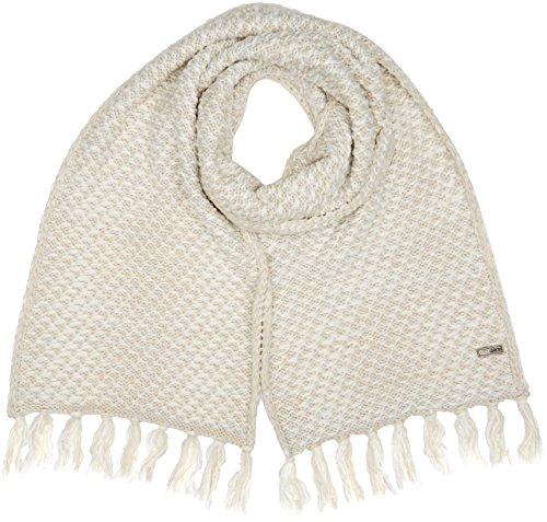 ROXY Damen The Shoppeuse - Infinity Scarf for Women, Marshmallow - Solid, One Size