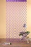 Homefab India Purple Heart Shape String ...