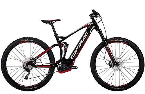 Corratec E-Power RS 150 29 CX Herren E-Bike 500Wh E-Mountainbike Schwarz/Rot