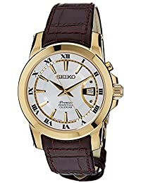 Seiko reloj hombre Premier SNQ144P1