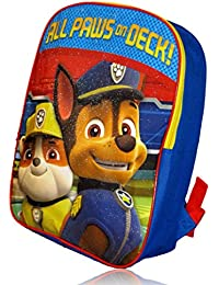 "Paw Patrol ""All Paws On Deck!"" Large 16"" Backpack"