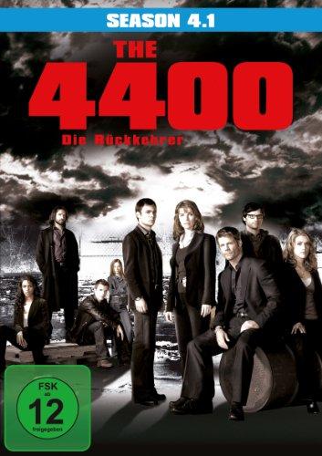 Die Rückkehrer - Staffel 4.1 (2 DVDs)