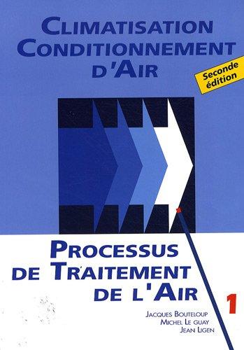 Processus de traitement de l'air