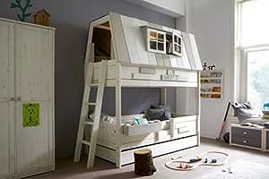 Lifetime hangout casetta con letto a castello casa e cucina - Letto castello amazon ...