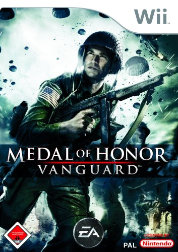 Medal Of Honor: Vanguard [Importación alemana]