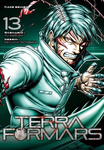 Terra Formars Edition simple Tome 13