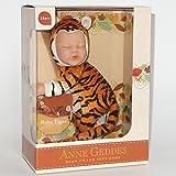 ANNE GEDDES Baby Tiger Bean Filled Soft Doll
