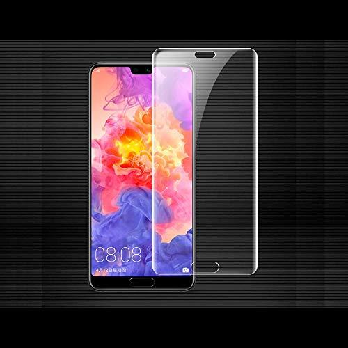 Imak Huawei P20 Pro Schutzfolie Hydrogel Film II Full Cover LCD Screen Guaed Protector Clear Klar -