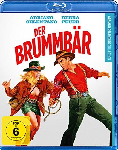 Bild von Der Brummbär - Adriano Celentano Collection [Blu-ray]