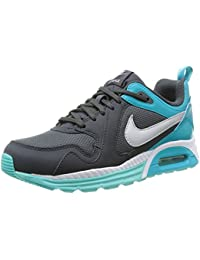 Frauen Männer Nike Air Max Trax 631763 001 Damen niedrig