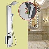 Set doccia doccia intelligente a temperatura costante 304 doccia in acciaio inox doccia artificiale, B