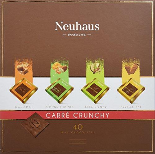 Neuhaus Crunchy Milk Chocolate - 200 gr