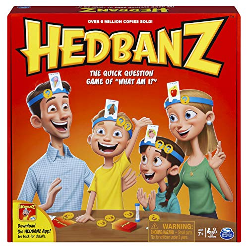 Games Spin Master - Hedbanz