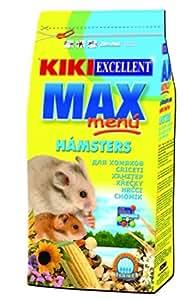 Kiki 30515 Hamster Max Menu Excellent Hamster Food (1Kg)