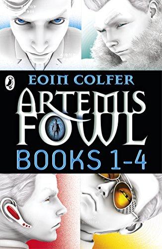 Artemis Fowl: Books 1-4 por Eoin Colfer