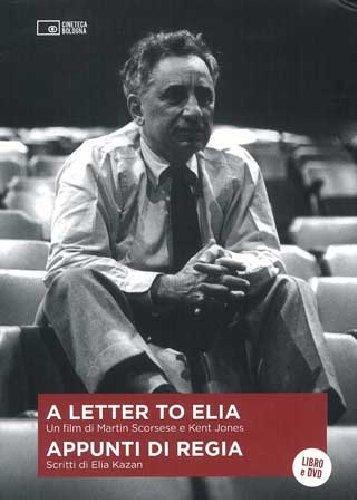 Appunti di regia. Con DVD - A Letter to Elia (Martin Scorsese)
