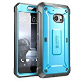 HTC 10 Case, SUPCASE Full-body Rugged Holster Case with