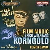 The Film Music of Erich Korngold: Sea Wolf/Robin Hood - E.W. Korngold -CD Album