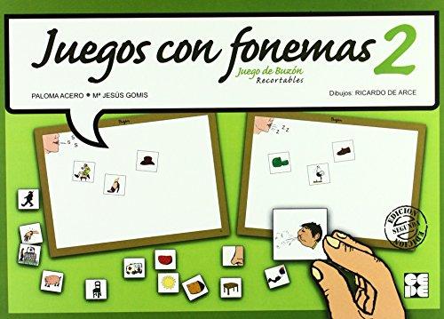 Juego con fonemas. 2 por Paloma Acero