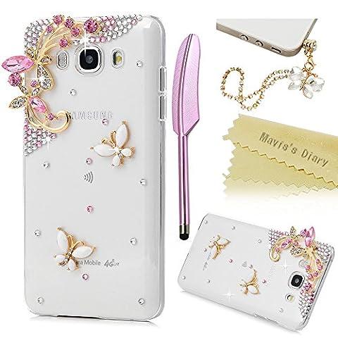 Mavis's Diary Samsung Galaxy J7 Case (2016 Model) - 3D