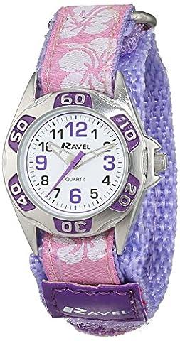 Ravel - R1507.20 - Montre Enfant - Quartz Analogique -