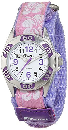 Ravel-Girls-Lilac-Strap-Watch