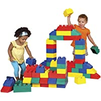 Edushape Edublocks Construction Toy - 84 pcs