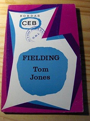 Tom Jones : Extraits publiés par André Verlingue