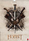 Der Hobbit: Die Schlacht der Fünf Heere (Wandkalender 2015 DIN A4 hoch): Ein Muss für alle Mittelerde-Fans! (Monatskalender, 14 Seiten)