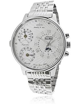Lindberg&Sons Herren-Armbanduhr XL Hommage - Limited Edition Analog Automatik Edelstahl LS-LIMIT11017