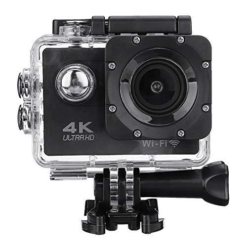 Price comparison product image FeLiCia SJ9000 Wifi 4K 2Inch 1080P Ultra HD Waterproof Sport Action Camera DVR Camcorder - Black