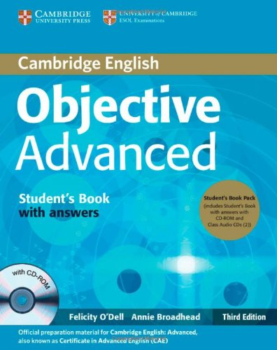 Objective CAE. Self study student's book. Con espansione online. Per le le Scuole superiori. Con CD Audio. Con CD-ROM