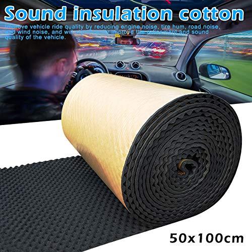 Noico 80 mil 18 sqft car Sound deadening mat Audio Noise