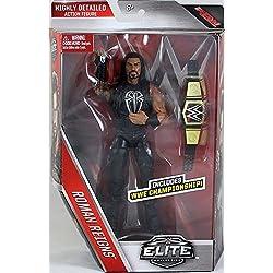 WWE serie Elite 45 Action Figure - Romana Regna W/ WWE Campionato Cintura