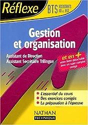 Gestion et Organisation, BTS Assistant de direction by Michel Jaulin (2003-04-03)