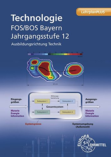 Technologie FOS/BOS Bayern: Jahrgangsstufe 12 Ausbildungsrichtung Technik
