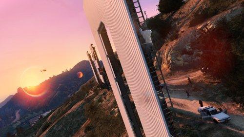 Grand Theft Auto 5 (GTA 5) galerija