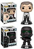 Funko Pop! Star Wars Rogue One: Orson Krennic + Imperial Death Trooper Set New