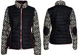 Almgwand Damen Skijacke Winterjacke WAID schwarz Gr. 38