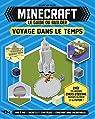 Minecraft - Le guide du builder - Voyage dans le temps par Stanley