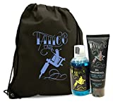 TATTOO KIT L AFTERCARE (TATTOO CARE CREMA PROTETTIVA 40g + TATTOO SOAP SAPONE PANTENOLO 100ml)
