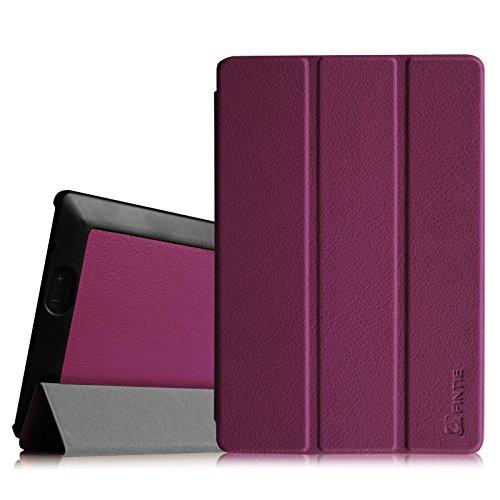 Fintie Amazon Kindle Fire HD 17,8cm (2013Altes Modell) SmartShell Schutzhülle Ultra Slim Leicht Mit Auto Sleep/Wake-Funktion (nur für Amazon Kindle Fire HD 7, vorherige Generation-3rd) -