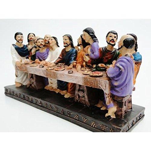 Générique Figura La Cene Icone religioso & # x200E; La Sainte-cène dernier repas de Jesus la Ultima Cena